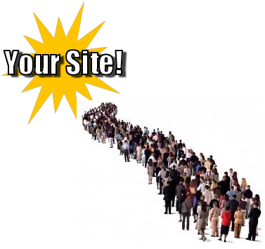 Get Thousands Of Visitors To Your Site
