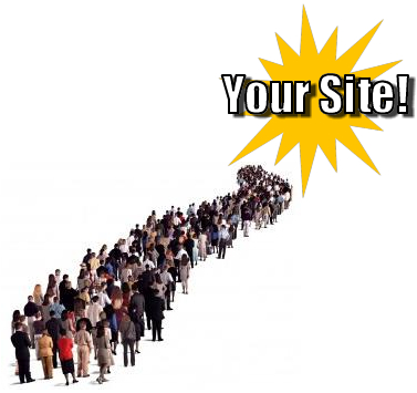 Get Thousands Of Visitors Now!